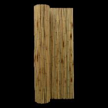 Bamboemat op Rol naturel 180x180 cm stuk
