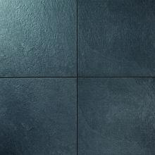 Baltramica 80x80x4 cm black slate